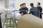 Triều Tiên tiết lộ mục tiêu duy nhất của chương trình hạt nhân