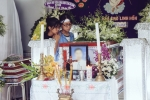 Bố của nam sinh viên Hutech tử nạn: 'Long vừa đi học vừa đi làm kiếm tiền nuôi 2 đứa em'