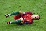 Ronaldo rách dây chằng đầu gối, phải nghỉ thi đấu ít nhất 5 tháng?