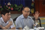 Bí thư TP.HCM Nguyễn Thiện Nhân: 'Phải làm rõ vì sao chuông báo cháy không hoạt động'