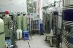 Tai biến chạy thận ở Hòa Bình: Công ty xử lý nước thải được ký hợp đồng súc rửa... máy lọc RO