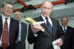 Kim cương trong kho chứa bí mật của Nga biến mất bí ẩn