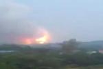 Lí giải nguyên nhân nổ kho pháo hoa ở Phú Thọ