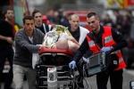 Nhân chứng quay lại cảnh xả súng kinh hoàng tòa soạn Pháp