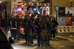 Khủng bố ở Pháp: Cảnh sát đột kích nhà hát Bataclan