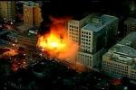 Nước Pháp tiếp tục rung chuyển bởi một vụ nổ nhà hàng