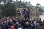 Sập hầm ở Thanh Hoá, 3 người chết ngạt