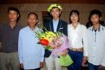 Bố mẹ phu hồ, con trai đoạt 2 huy chương Vàng Olympic Toán