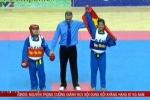 Clip: Nguyễn Thị Kim Hoàng giành HCV Vovinam hạng 55kg