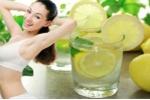 Tác hại không ngờ khi uống nước chanh giảm cân
