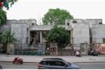 Ảnh: Cận cảnh 'ngôi nhà ma' số 300 Kim Mã, Hà Nội bỏ hoang suốt 27 năm