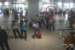 Công bố video Đoàn Thị Hương tập dượt ở sân bay Nội Bài