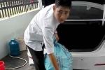 Bắt giam nam thanh niên làm giả thuốc bảo vệ thực vật ở Cần Thơ