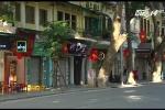 Vẻ khác lạ, khó nhận ra của Hà Nội ngày nghỉ lễ Quốc khánh