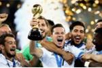 Kết quả Chile 0-1 Đức: Đức vô địch Confederations Cup