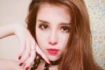 Hot girl lai Tây của Học viện Báo chí tự tin thi Imiss Thăng Long
