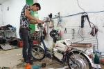 Xe đạp điện 'kích tốc' nhanh như xe máy điện