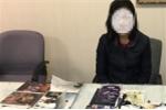 Chuyển ma túy hộ người tình ngoại quốc, nữ hành khách bị bắt