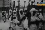 Video: Cuộc duyệt binh huyền thoại ngày 7/11/1941 qua thước phim lịch sử