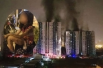 Trực tiếp: Cháy chung cư Carina ở quận 8 TP.HCM, khoảng 13 người chết