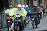 Thời tiết cuối tuần: Miền Bắc tiếp tục mưa phùn, ẩm ướt