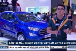 Clip: Gần 120 mẫu xe tỏa sáng tại Vietnam Motor Show 2018