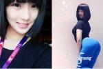 Thiếu nữ có cặp mông đẹp nhất Trung Quốc than phiền vì bị chú ý quá nhiều