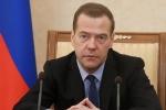 Thu tuong Medvedev canh bao hau qua nghiem trong se xay ra neu NATO ket nap Gruzia hinh anh 1