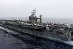 Những chiến hạm nào của Mỹ đang dồn dập tiến về Trung Đông?
