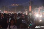 Ảnh: Biển người đổ về Thủ đô từ tờ mờ sáng sau kỳ nghỉ lễ 2/9