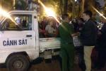 Bắt tài xế ô tô kéo lê nạn nhân hàng trăm mét trên phố Hà Nội