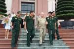 Thượng tướng Võ Văn Tuấn: Gorbatko ra đi không chỉ là mất mát…