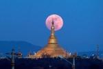 Ảnh: Siêu trăng đẹp nhất năm xuất hiện đêm qua ở khắp nơi trên thế giới