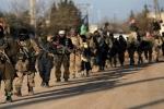 Bộ Quốc phòng Nga: Mỹ đào tạo phiến quân chuẩn bị tấn công thành cổ ở Syria