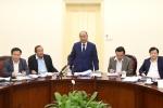 Ban Cán sự Đảng Chính phủ làm việc với đoàn kiểm tra của Ban Bí thư