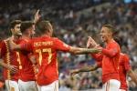 Luke Shaw suýt gãy cổ, tuyển Anh thua ngược Tây Ban Nha