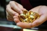 'Siêu lừa' dùng vàng giả đổi tiền của người đi đường