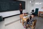 Kỳ lạ ngôi trường chỉ có duy nhất 1 học sinh