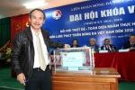 Ông Nguyễn Lân Trung: 'Bầu Đức rất tử tế với bóng đá Việt Nam'
