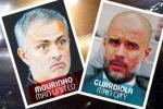 Jose Mourinho vs Pep Guardiola: Trải trên vinh quang, lật qua cay đắng