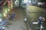 Video: 'Bố' trộm xe, hai 'mẹ con' yểm trợ