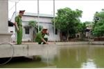 Hà Nội: 4 người chết đuối thương tâm tại ao làng sâu 1,6m