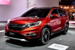 Honda CR-V 7 sắp về Việt Nam, giá bán là 1,1 tỷ đồng?