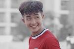 Vẻ đẹp đốn tim của 'em út' U23 Việt Nam khi cởi bỏ áo đấu