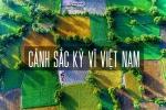 Anh: Canh sac Viet Nam dep ky vi nhin tu tren cao hinh anh 1