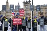 Hạ viện Anh bác bỏ mọi kịch bản nước này rời EU không thoả thuận
