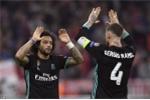 Vận may ngoảnh mặt, Bayern thua tiếc nuối trước Real