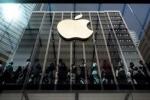 Apple đã thành công ty Mỹ đầu tiên cán mốc 1.000 tỷ USD
