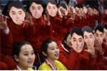 Bị hàng trăm phóng viên săn đuổi, đội nữ cổ động Triều Tiên phải hủy bỏ lịch trình dự kiến
