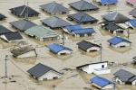 Mưa lũ khủng khiếp ở Nhật Bản: Ít nhất 100 người chết